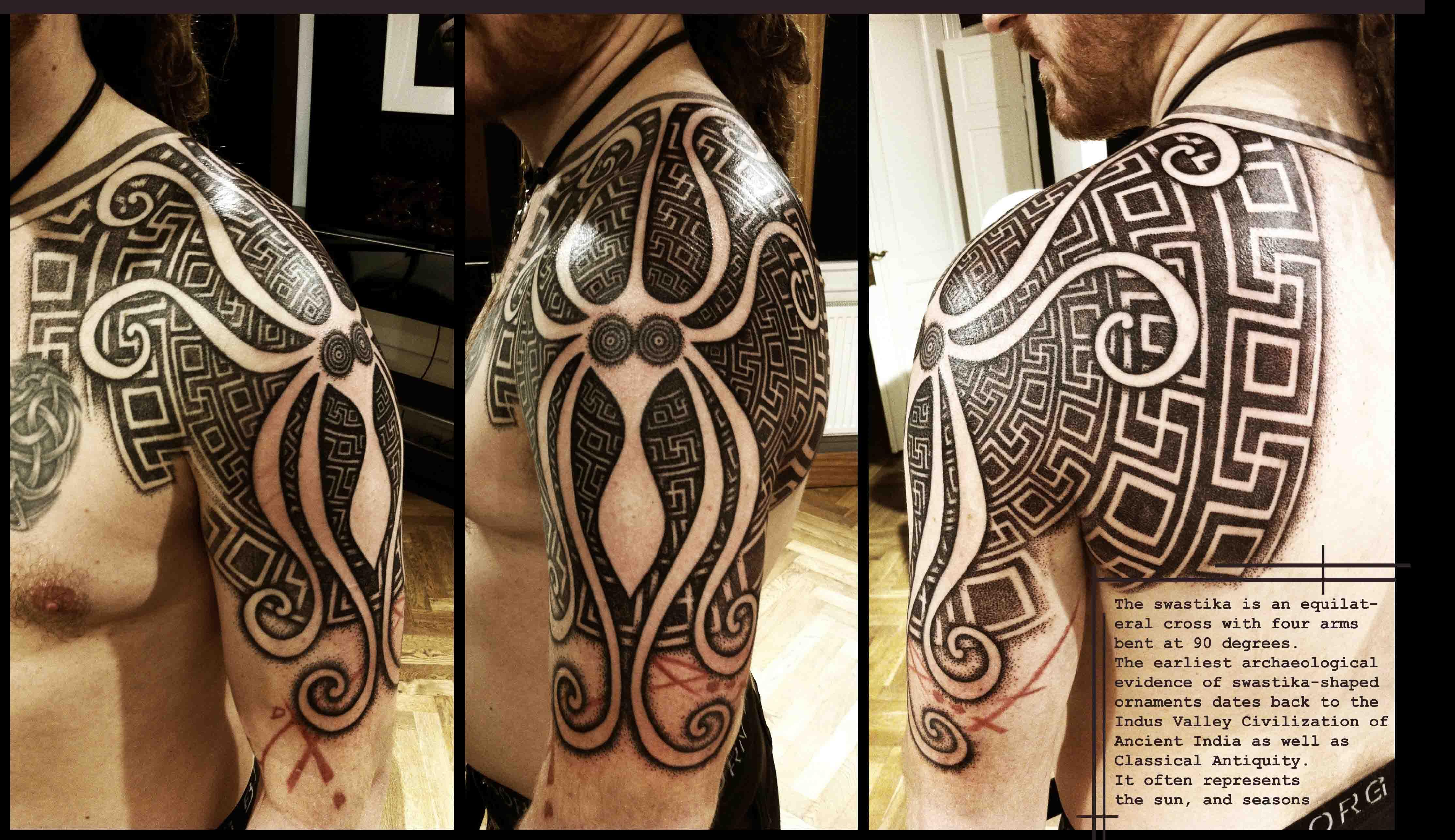 Greek Tattoo Images Designs