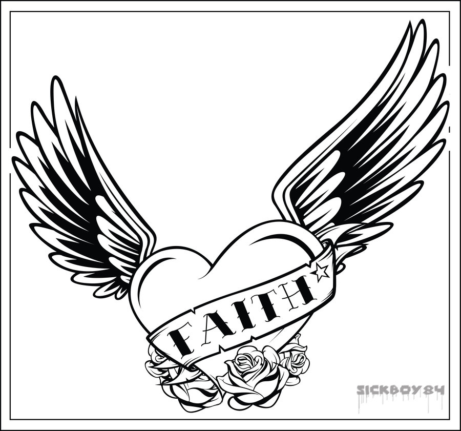 wings tattoo images amp designs