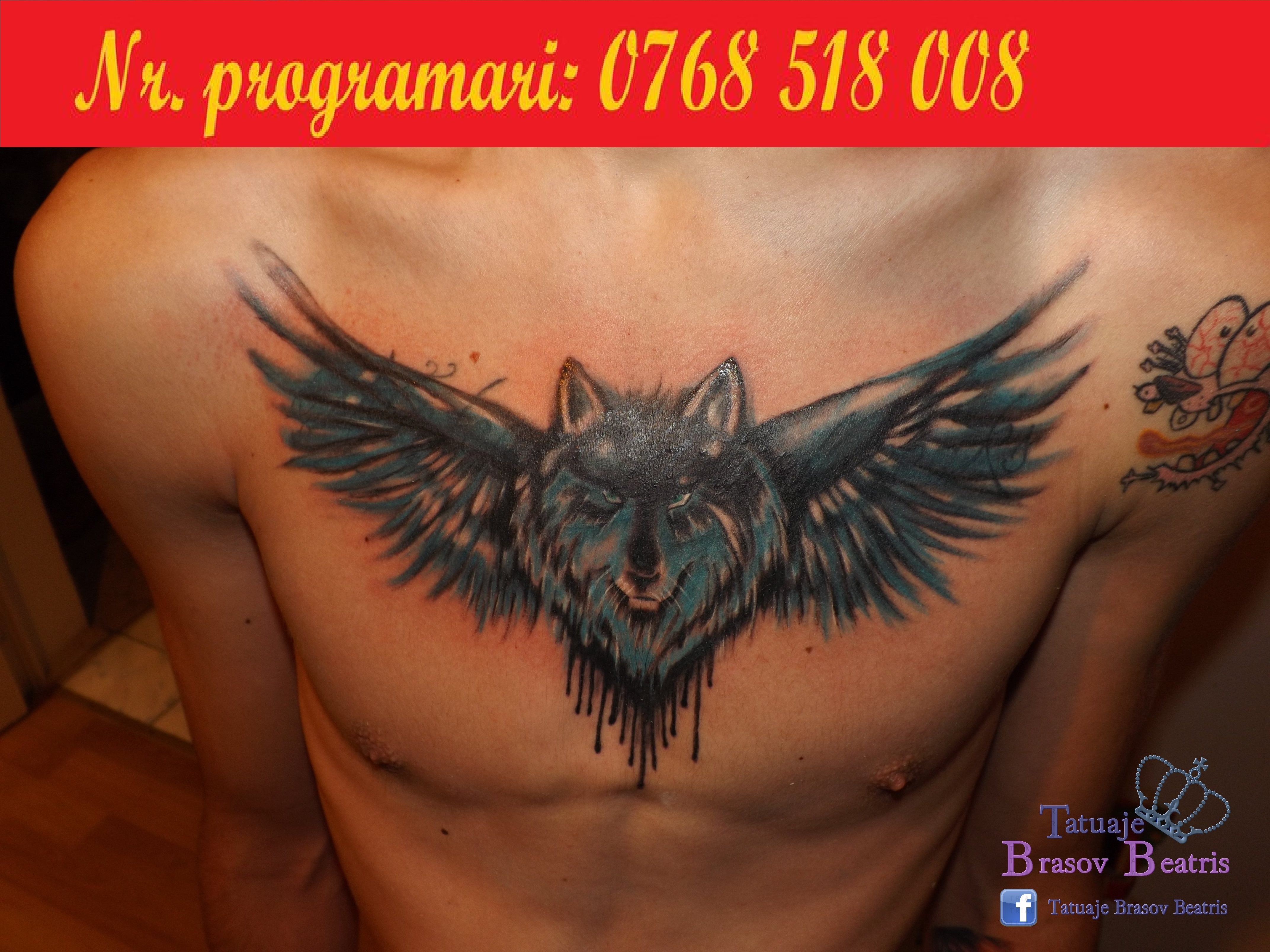 Wolf Tattoos : Page 82 - photo#44