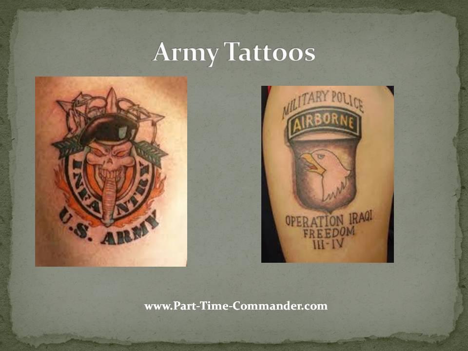 Army Tattoos  Page 50