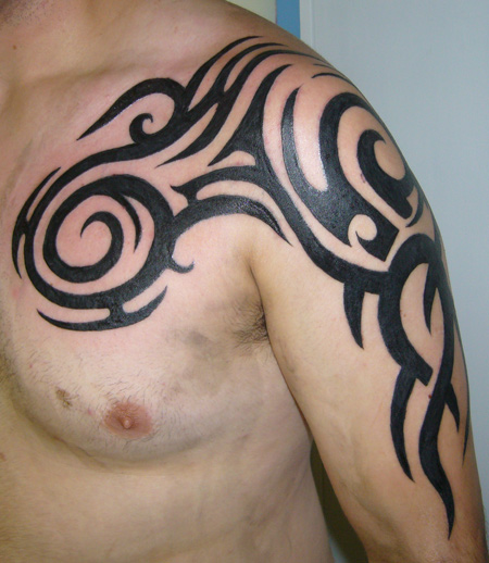 Tattoo Ideas Tribal Arm: Arm Tattoo Images & Designs