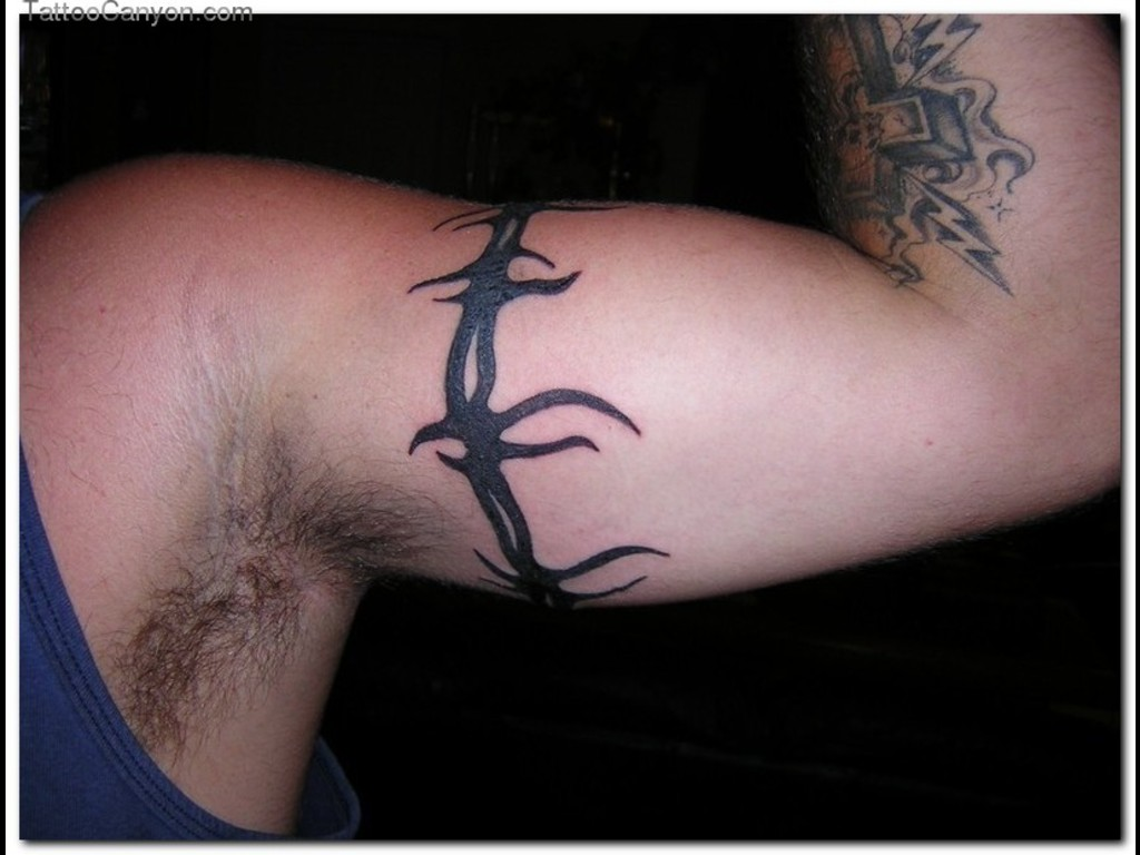 Armband tattoo images designs for Barbed wire tattoo