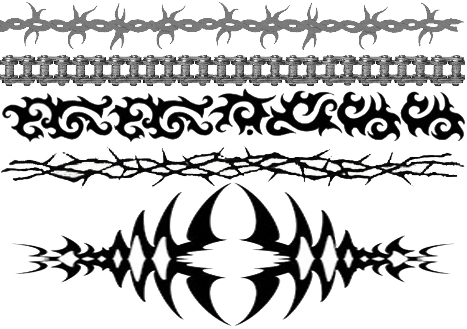 tribal armband designs tattoo Armband Black Design Tattoos Tribal For Girls