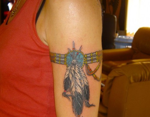 Armband tattoo images designs for Native american armband tattoo