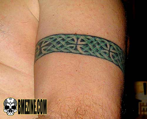 Celtic Armband Tattoo For Men