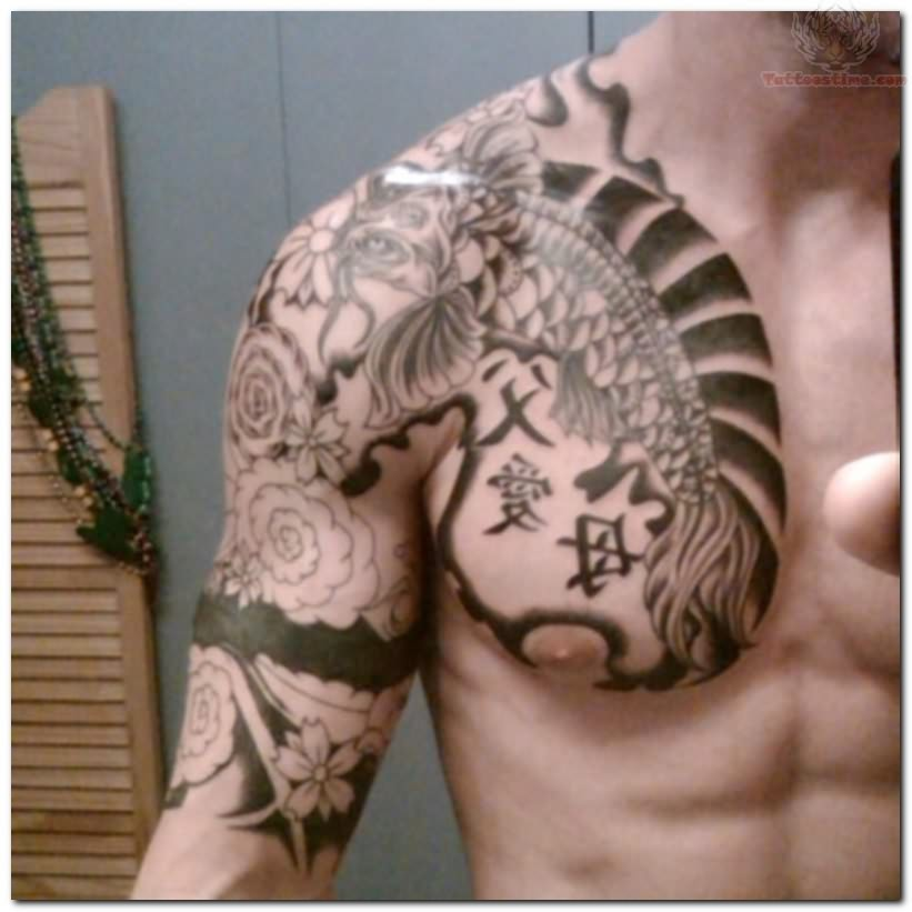 Asian Tattoo Images & Designs