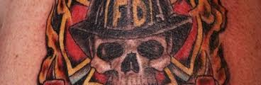 Skull Image Tattoo