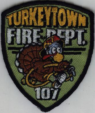Turke town fire dept tattoo for Tattoo shops junction city ks
