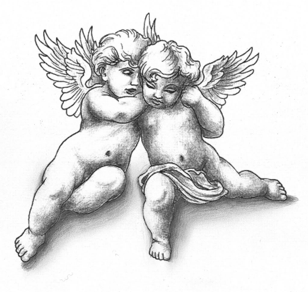 Baby Angel Tattoos