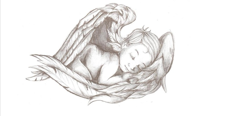 Baby Angels Tattoos Designs Images amp Pictures Becuo