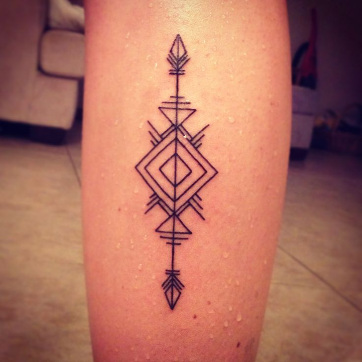 geometric tattoos page 43