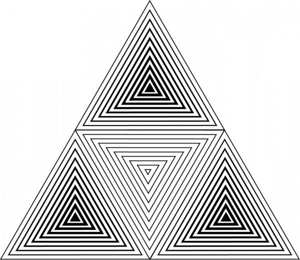 geometric tattoo images amp designs