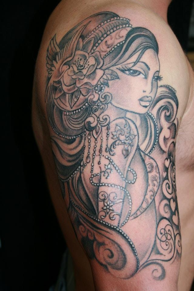 Gypsy Tattoos : Page 47