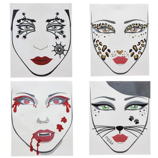 halloween tattoo images designs. Black Bedroom Furniture Sets. Home Design Ideas