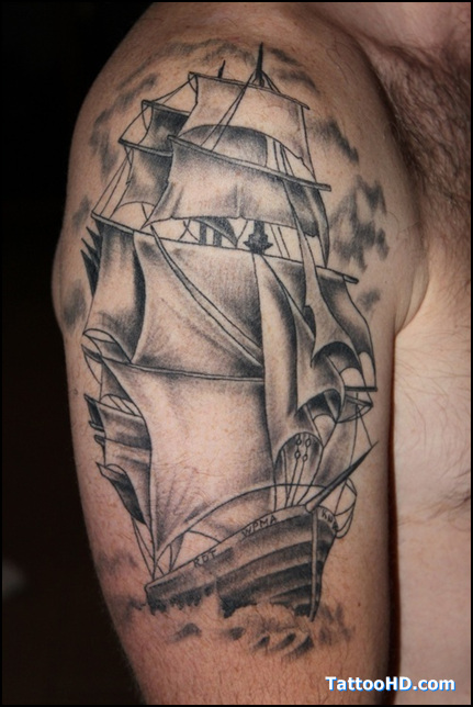 Sailor tattoo images designs for Traditional navy tattoos