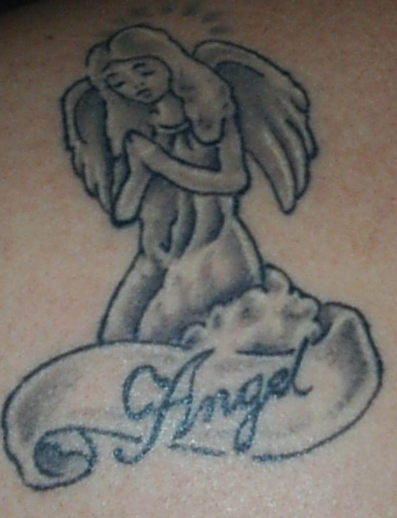 praying angel tattoo images u0026 designs