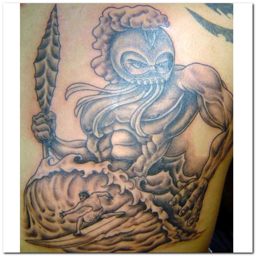 27 Hawaiian Tattoo Ideas Designs: Hawaiian Tattoo Images & Designs