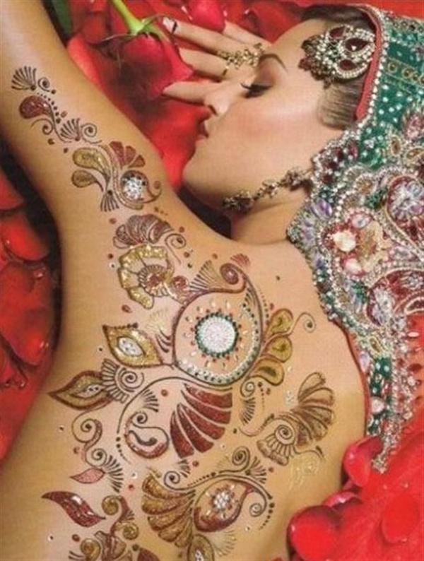 Henna Ink: Henna Tattoo Images & Designs