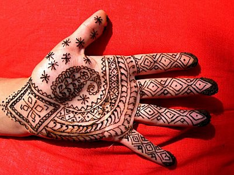 Cool Henna Tattoo Designs: Henna Tattoos : Page 69