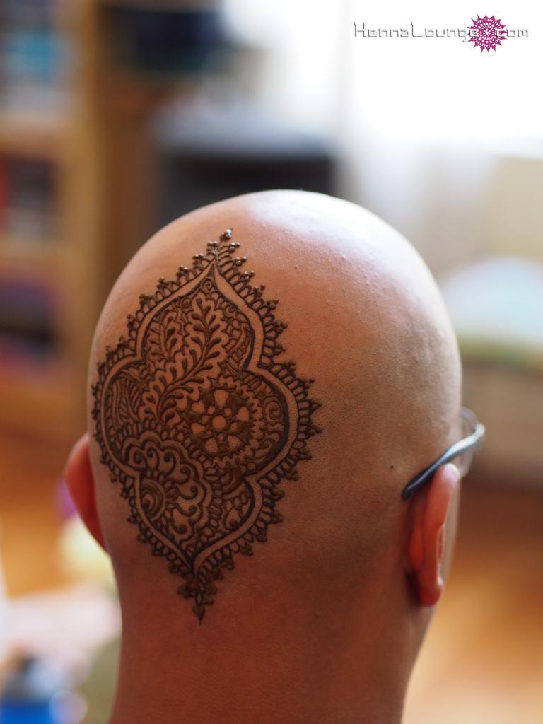 Henna Back Tattoo Men Makedes Com