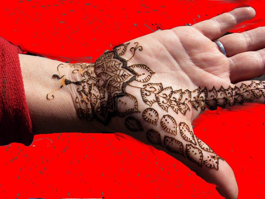 Henna Tattoos For Girls: Henna Tattoo Images & Designs