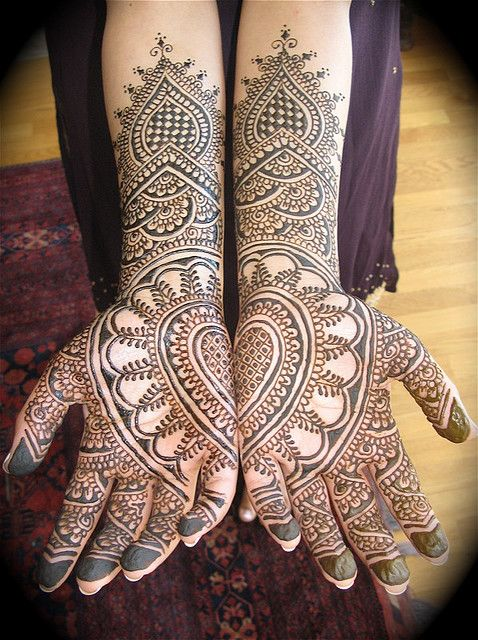 Henna Designs For Inner Arm: Henna Tattoos : Page 25