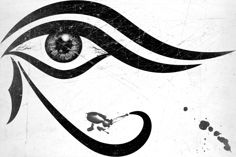 eye of ra and horus meaning
