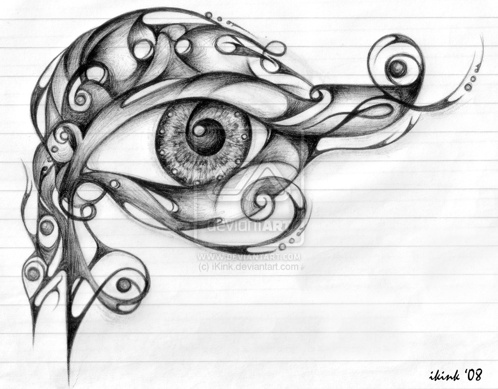 Horus eye tattoo images designs for Unique sketches