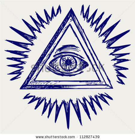 Illuminati Eye Tattoo Images & Designs