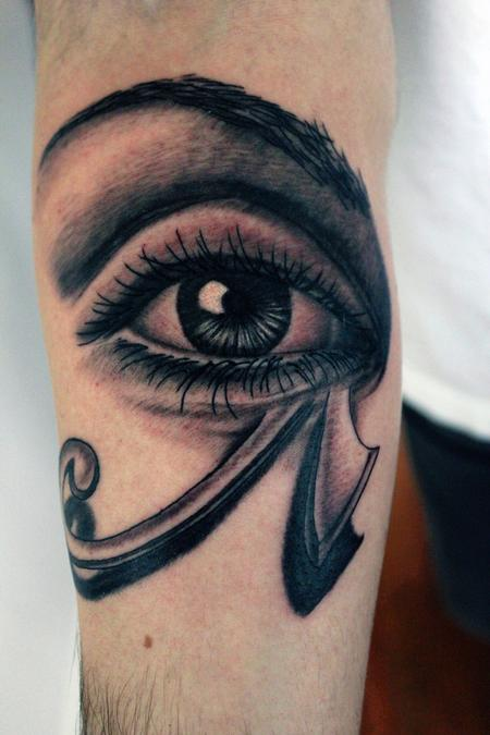 Horus eye tattoo images designs for Eye tattoo images