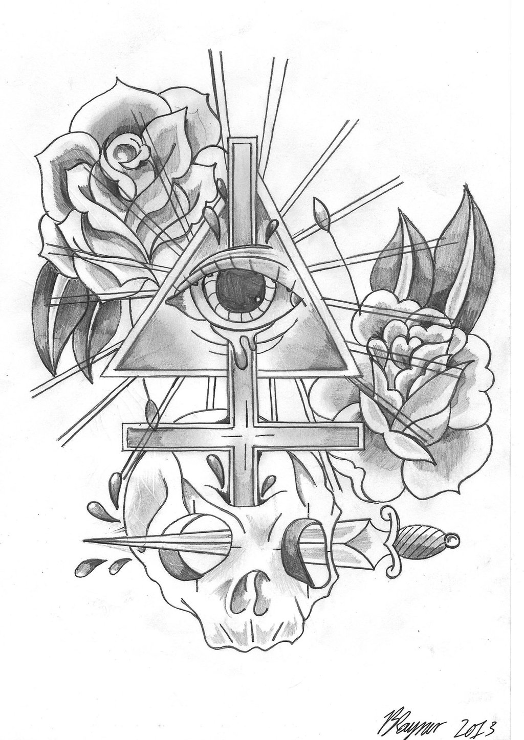 Illuminati Tattoos Designs Tattoo ideas