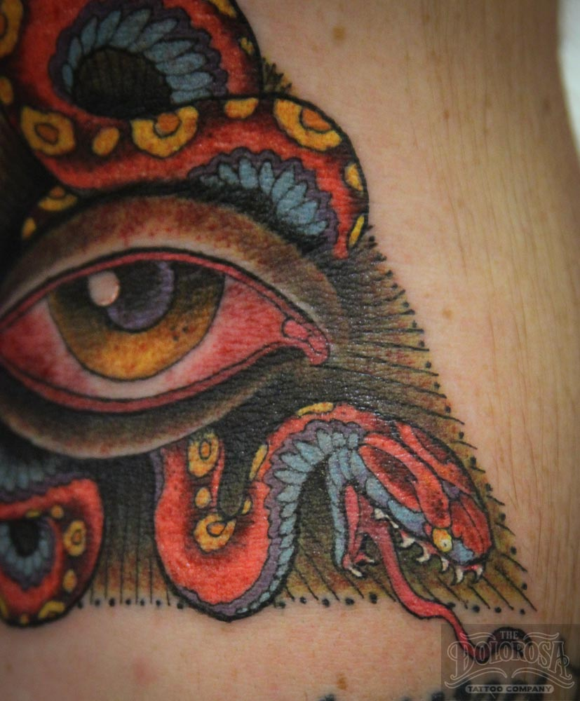 Illuminati Tattoos Designs And illuminati.