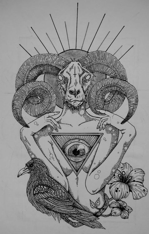 Eye Art Design : Illuminati eye tattoo images designs