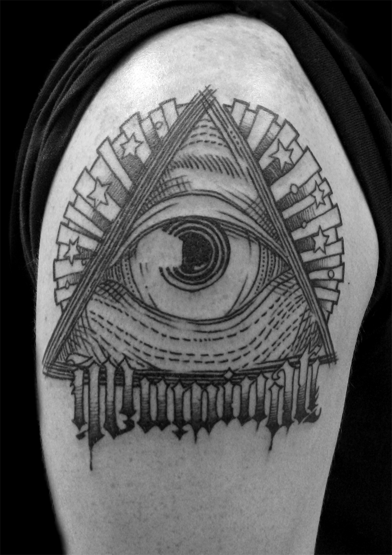 Illuminati Tattoos Designs Anti illuminati tattoos anti