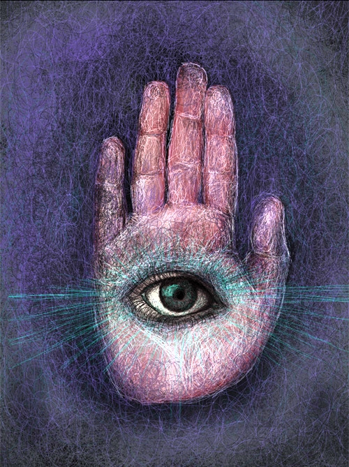 Eye Tattoo on Palm of Hand Illuminati Eye Tattoo on Hand