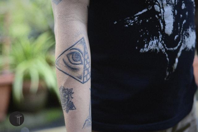 Illuminati Eye Tattoo ...