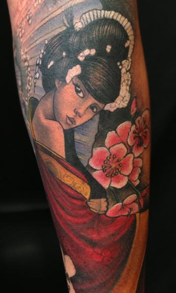 Japanese tattoo images designs for Asian face tattoos