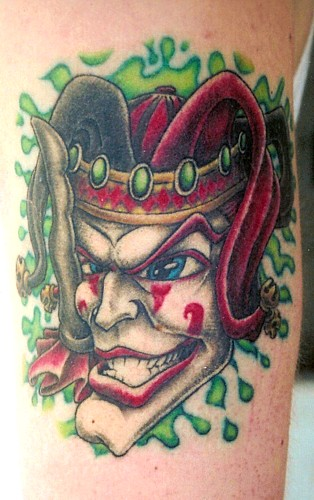 Jester Tattoo Images amp Designs