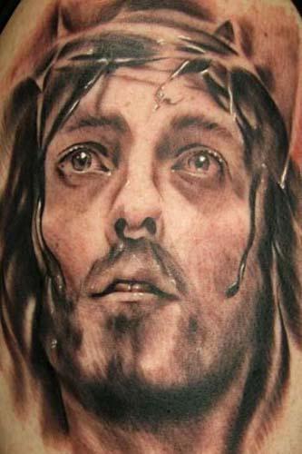 Jesus Tattoo Images Amp Designs