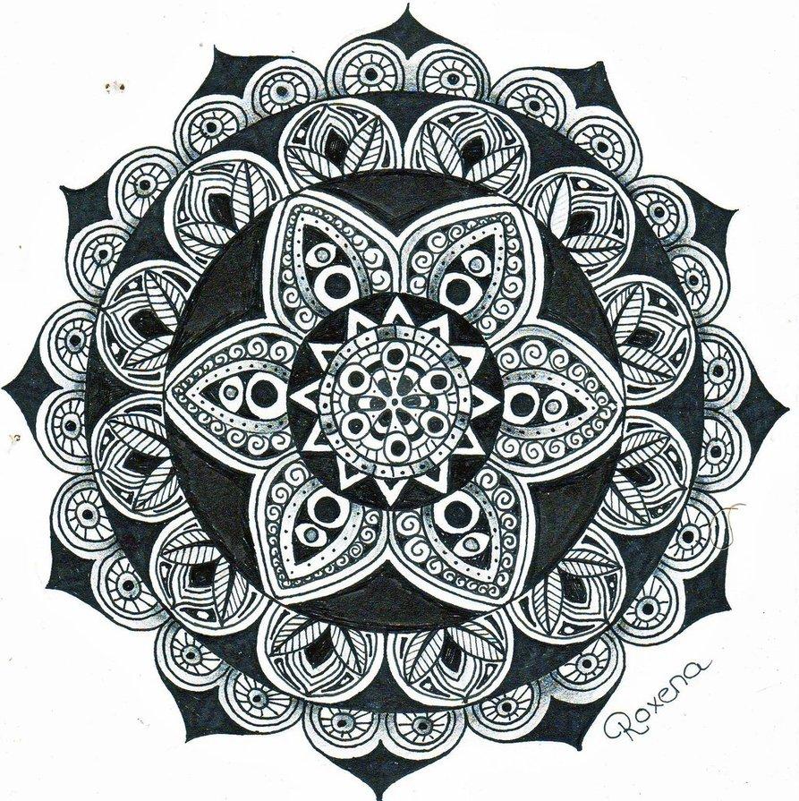 Flower Mandala Tattoo Meaning Amazing Mandala Flower Tattoo