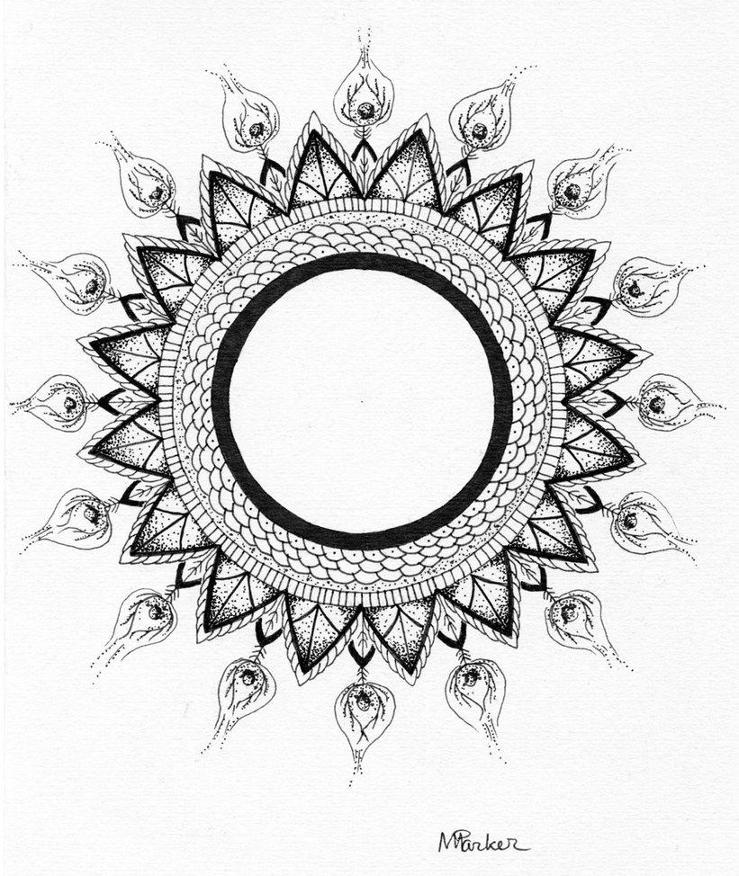 Flower Mandala Tattoo Meaning Awesome Mandala Flower Tattoos