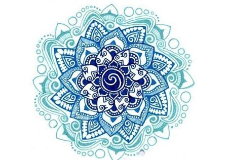 Flower Mandala Tattoo Meaning Mandala Flower Tattoo