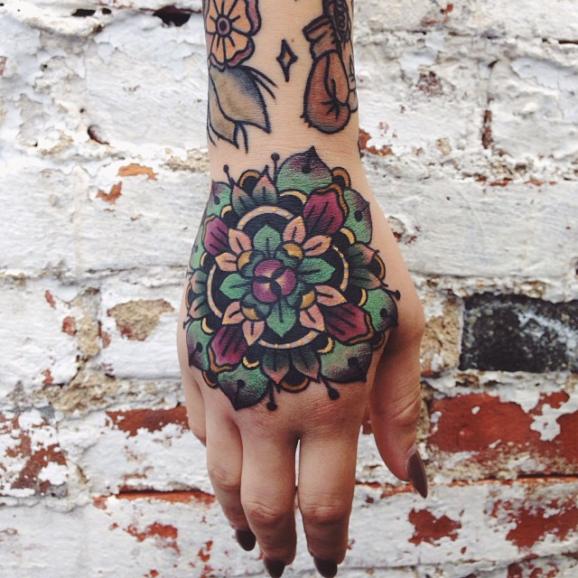 hand tattoos tattoostime search. Black Bedroom Furniture Sets. Home Design Ideas