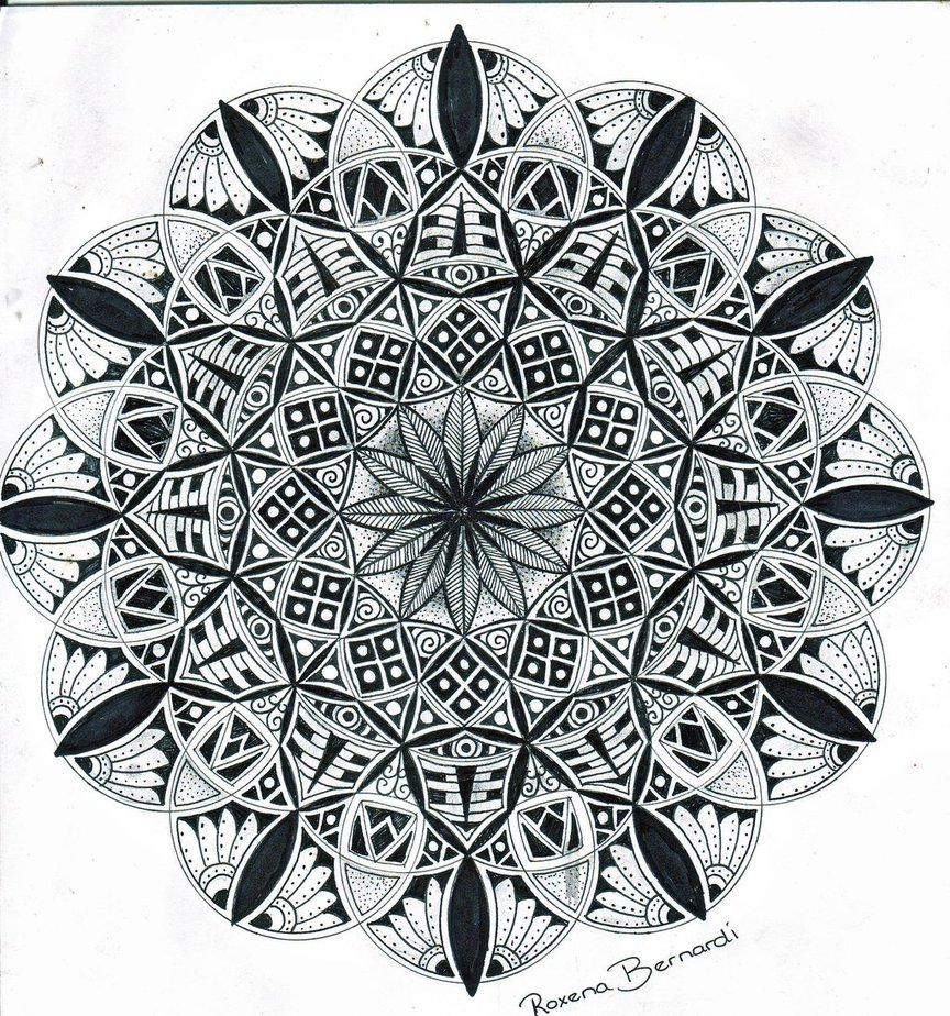 Download image Mandala Flower Tattoo Designs PC, Android, iPhone and