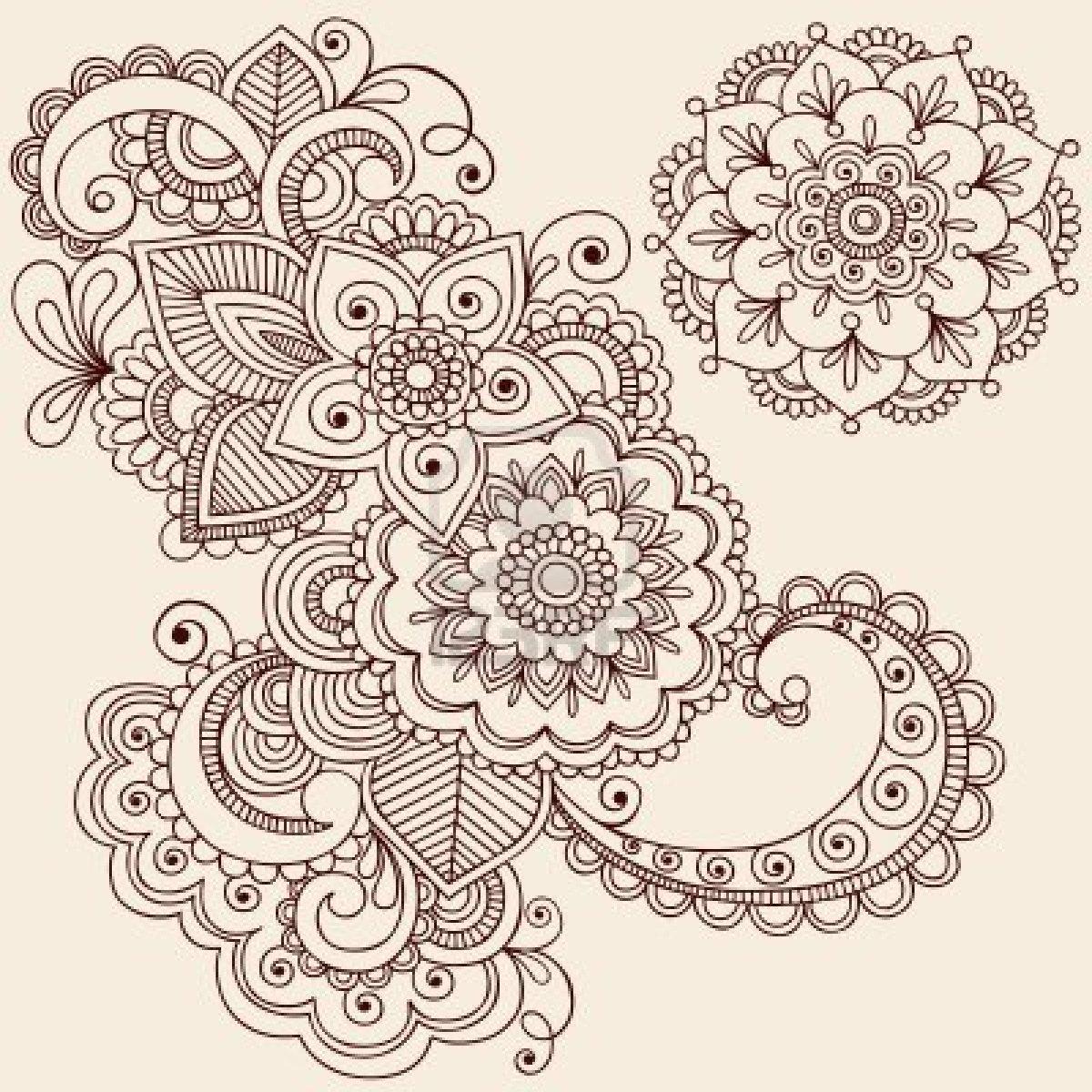 Flower Mandala Tattoo Meaning Mandala Flower Tattoos