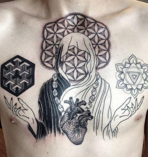 Mandala Tattoo Images &amp Designs