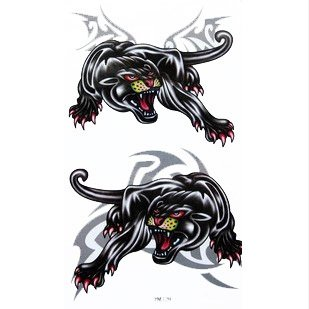 Tribal panther tattoo meaning - photo#20