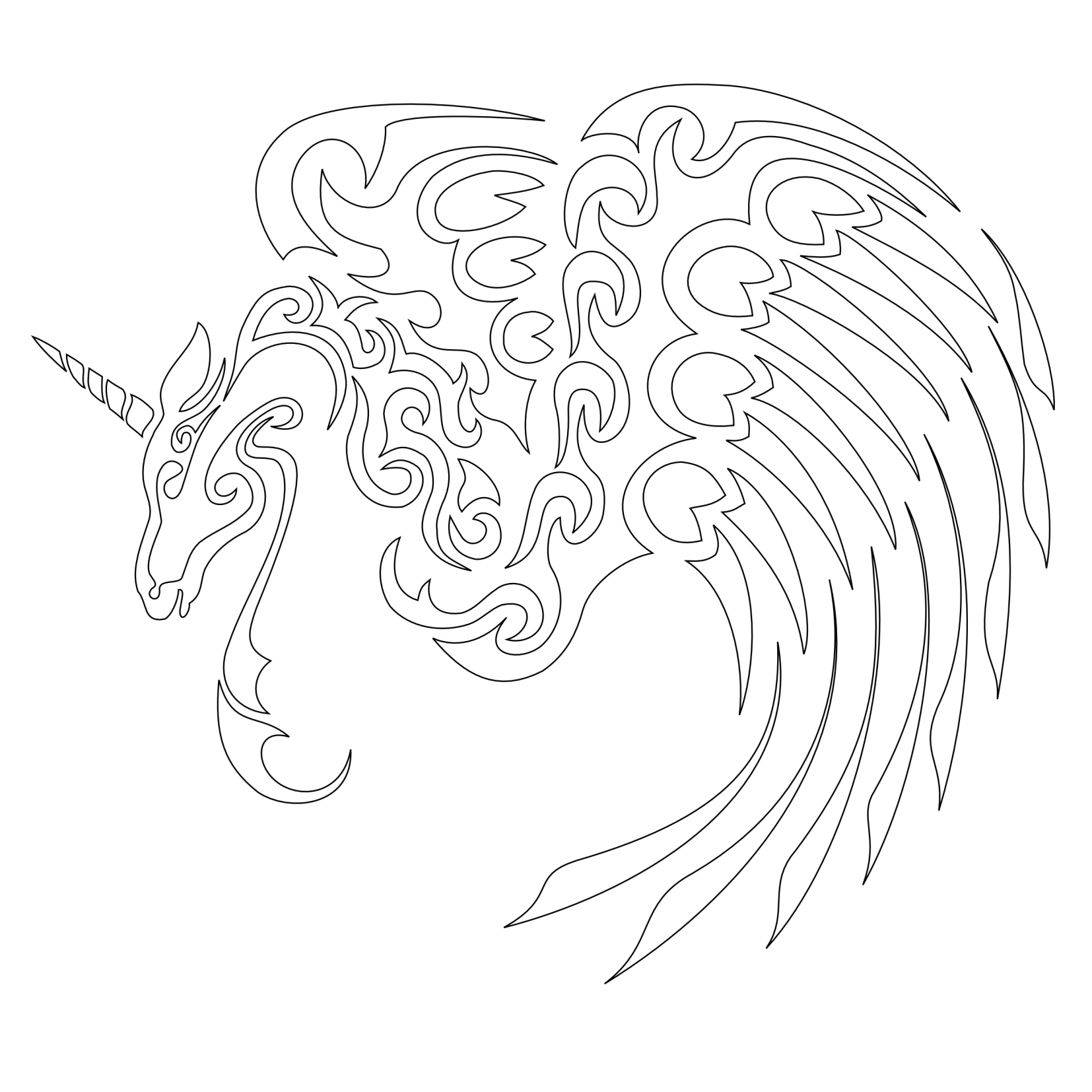Pegasus Tattoo Images ...