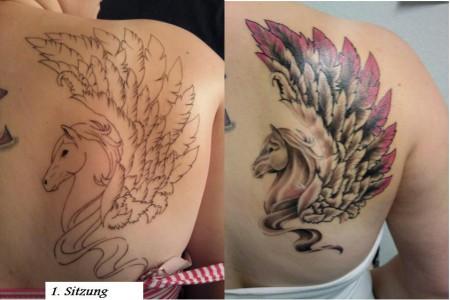 pegasus tattoo images designs. Black Bedroom Furniture Sets. Home Design Ideas