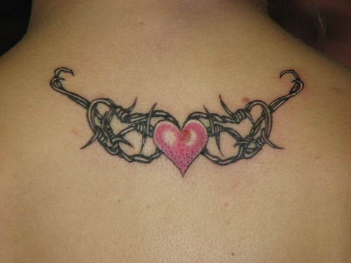 Vine Barbed Wire Pictures To Pin On Pinterest Tattooskid